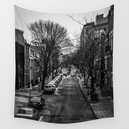 Philly Streets Wall Tapestry