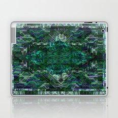 Blue-n-Black Laptop & iPad Skin