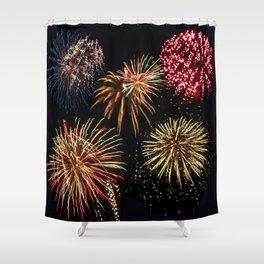 Celebrate Life Shower Curtain