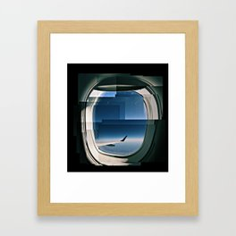 Broad Horizons  Framed Art Print