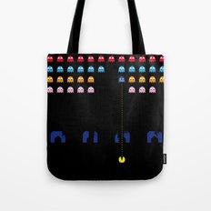 Spaceman Tote Bag