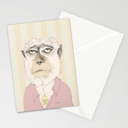 mono gitano Stationery Cards