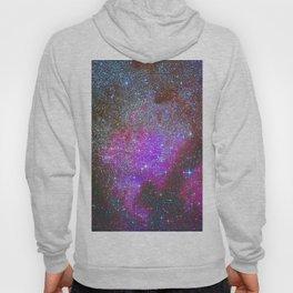 North America Nebula: Stars in the space. Hoody