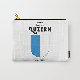 Canton of Luzern Carry-All Pouch