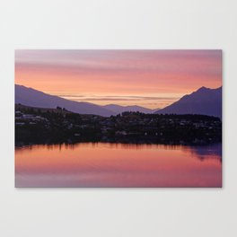 Queenstown, NZ Canvas Print
