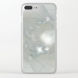 Folds Clear iPhone Case
