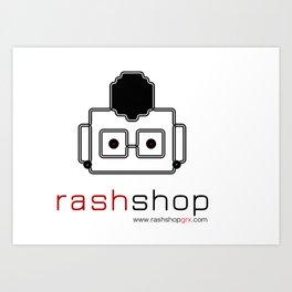 rashshop Art Print