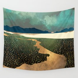 Distant Land Wall Tapestry