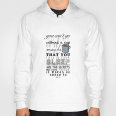One Direction: Little Things Hoody