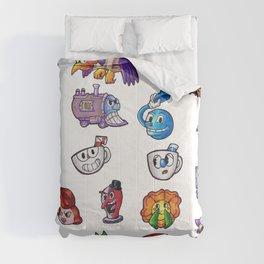 Cuphead Comforters