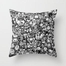 lichi! Throw Pillow