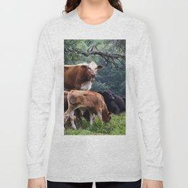 Cows Long Sleeve T-shirt