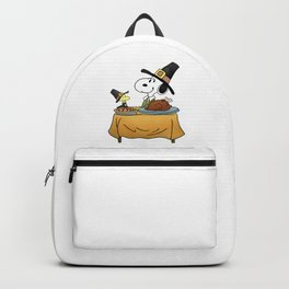Snoopy Thanksgiving Backpack
