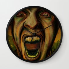 We hungry Wall Clock
