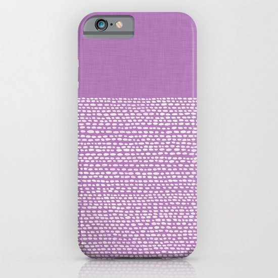 Riverside - Radiant Orchid iPhone & iPod Case