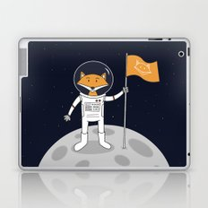 The Fox on the Moon Laptop & iPad Skin
