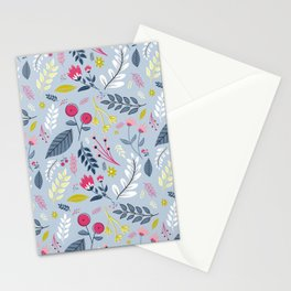 Clea Laine Floal Print Stationery Cards
