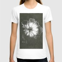 peony T-shirts featuring peony by half of ten