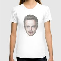 jesse pinkman T-shirts featuring Jesse Pinkman All-Type by Diego Farias