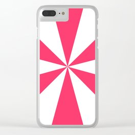 Circus Roof Clear iPhone Case