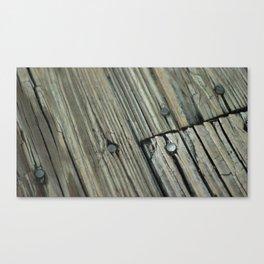 Boards Canvas Print