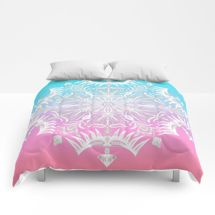 Crystal Dawn Comforters