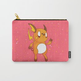 RAICHU // POCKET MONSTERS Carry-All Pouch