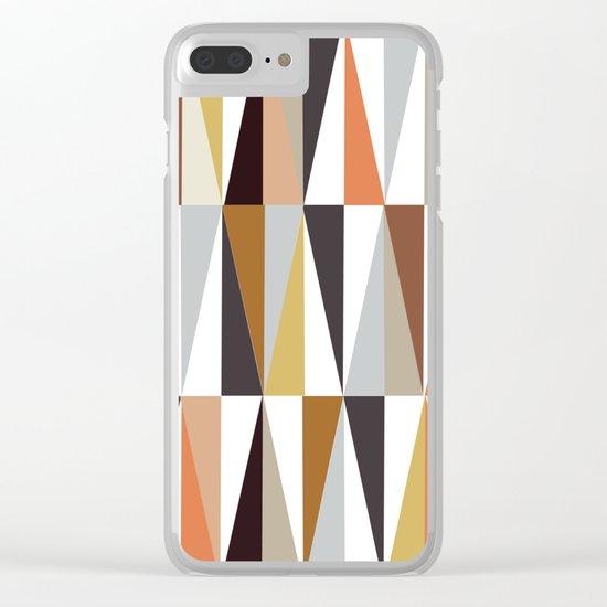 Walk The Dog Clear iPhone Case