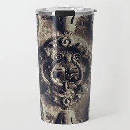 The iron door Travel Mug