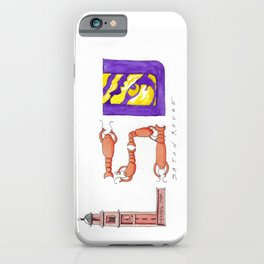 LSU - Geaux Tigers! iPhone Case