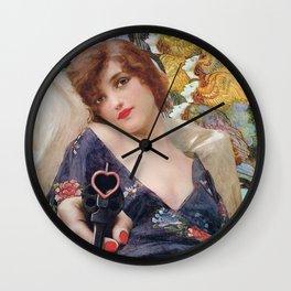 Love Obsession  Wall Clock