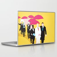 gatsby Laptop & iPad Skins featuring Gatsby by Fräulein Fisher