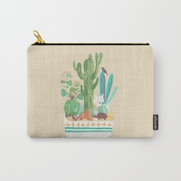 Desert planter Carry-All Pouch