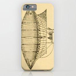 Airship iPhone Case