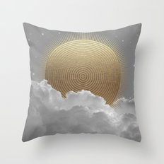 Nothing Gold Can Stay Throw Pillow