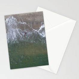 Surf Fishing Stationery Cards