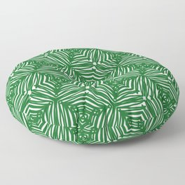 Love green 01 Floor Pillow