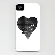 Illustrations / Love Slim Case iPhone (4, 4s)