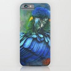Macaw Magic Slim Case iPhone 6s