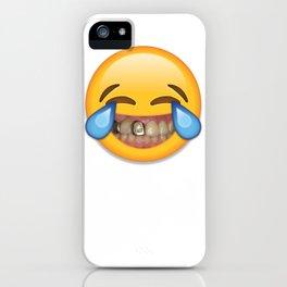 Tears Of Moderate Joy iPhone Case