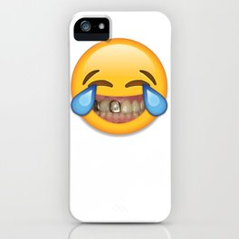 Tears Of Moderate Joy iPhone Case