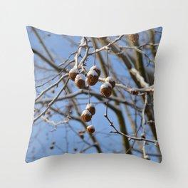 Winter II Throw Pillow