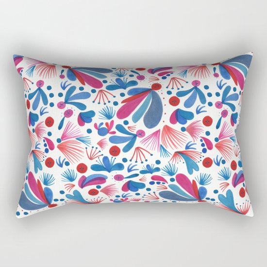 Love Heritage Rectangular Pillow