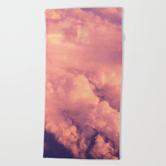 Cloudscape II Beach Towel