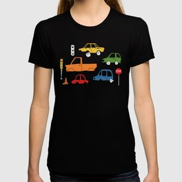 Busy Traffic Pattern T-shirt
