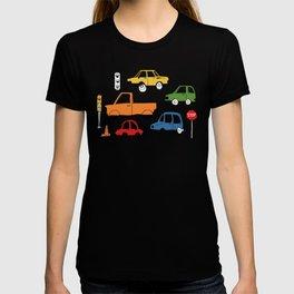 Busy Traffic Pattern T-shirt