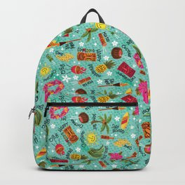 It's A Tiki Party! Backpack