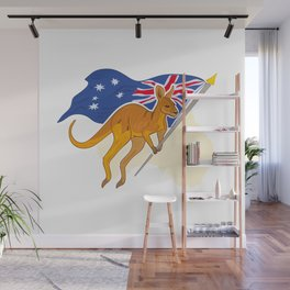 Welcome to Australia Wall Mural