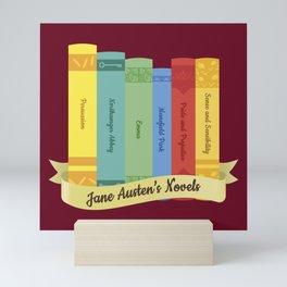 The Jane Austen's Novels IV Mini Art Print