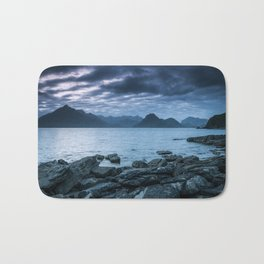 The Dark Cuillin II Bath Mat